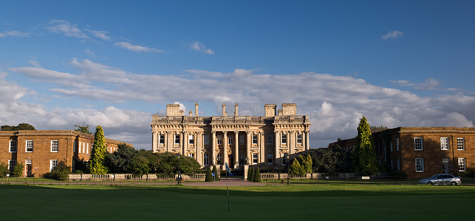 Heythrop Park Golf Club Clubhouse
