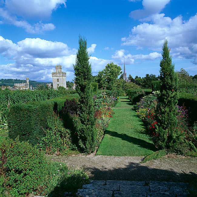 IRWA-87-06: Lismore Castle Gardens, Lismore