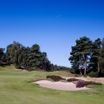 EB-117-07: Sunningdale New Course, 4th Hole