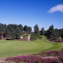 EB-118-02: Sunningdale New Course, 5th Hole