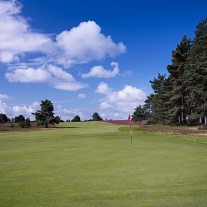 EB-118-10: Sunningdale New Course, 7th Hole