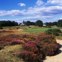 EB-96-01: Sunningdale, Old Course, 17th Hole