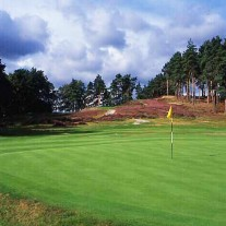 EB-89-09: Sunningdale, Old Course, 13th Hole
