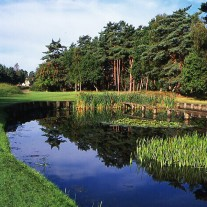 EB-93-06: Sunningdale, Old Course, 5th Hole