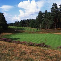 EB-97-12: Sunningdale, Old Course, 7th Hole