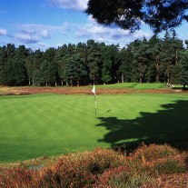 EB-98-03: Sunningdale Old Course, 4th Hole