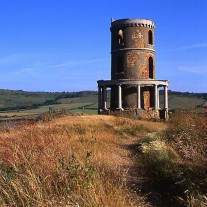 EDO-29-03: Clavel Tower, SW Coastal Path, Kimmeridge