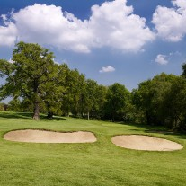 ES-263-09: Burhill Old Course, 17th Hole