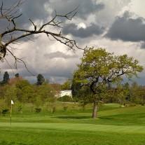 ES-266-07: Burhill New Course, 10th Green