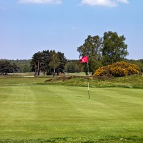 ES-269-04: Walton Heath New Course 4th Hole