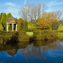 ES-255-08: Gazebo, Windlesham Arboretum, Windlesham