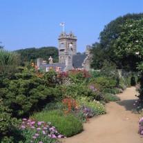 ESA-14-08: Gardens, La Seigneurie, Sark