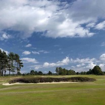 ES-290-08: Walton Heath, New Course, 3rd Hole