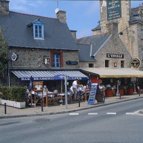 FB-39-07: Cafe, Paimpol, Brittany