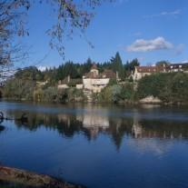 FD-19-02: River Dordogne, Meyronne