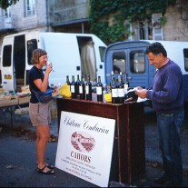 FL-68-05: Wine Tasting, Carjarc, Lot, France