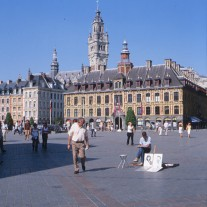 FLI-19-08: Main Square, Lille