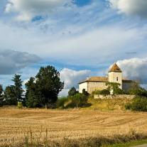 FTG-13-10: Chateau, near Miramont-de-Quercy