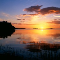 IRG-37-02: Dawn, Lough Corrib, near Oughterard